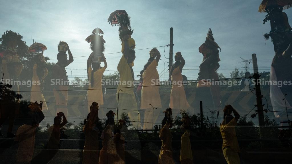 Thaipusam : 2019 – Multiple Exposure Series