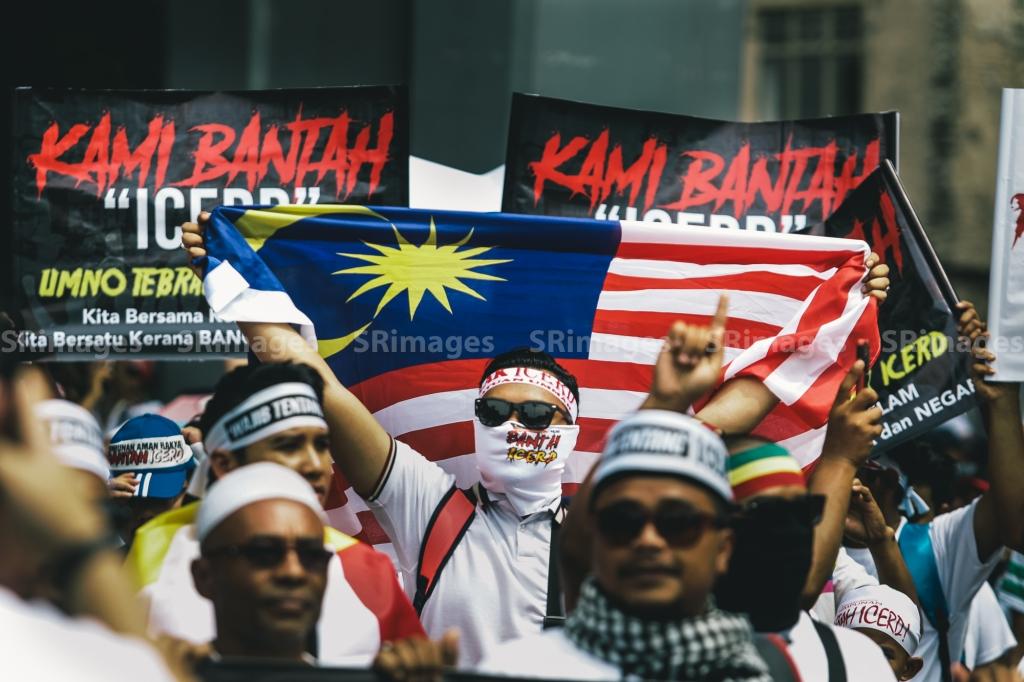 Anti-ICERD Rally – 8th December 2018, Kuala Lumpur