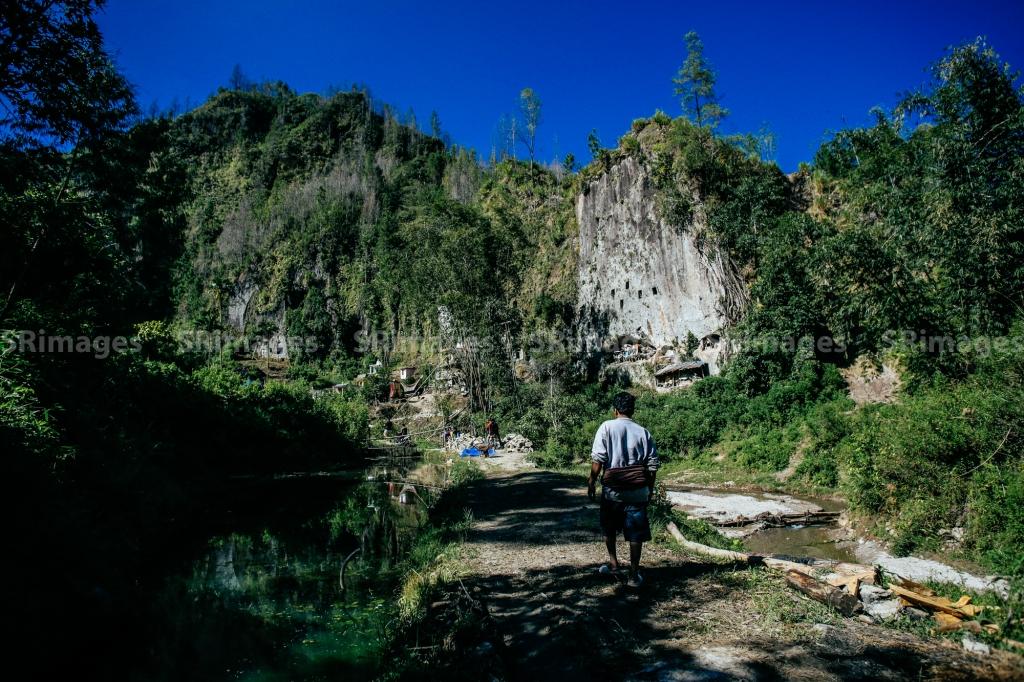 Life after death by Torajan : Tana Toraja, South Sulawesi